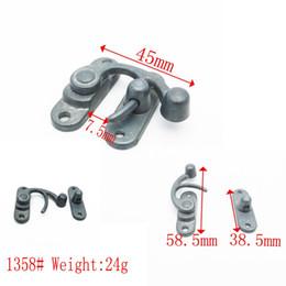 Wholesale Twist Locks For Bags - Die casting metal turn lock for bag zinc alloy twist lock for gift box case lock