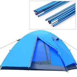 Wholesale Blue Awning - Outdoor Camping Tent Mosquito Net Tent Ultralight Beach Tent Gazebo Sun Shelter Awning Sun Shade Tente Camping Quechua 2Person