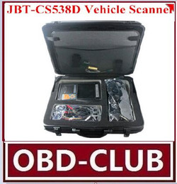 Wholesale European Auto Scanner - 2017 Vehicle Scanner JBT-CS538D OBD2 Auto Diagnostic Tool Scanner For all Asian, European and American cars
