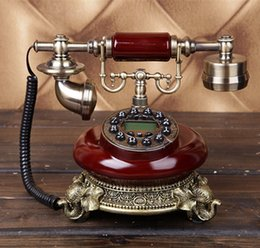 Wholesale Mail Money - new type Fashion originality antique telephone European style home office mail caller ID