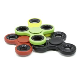 Wholesale Delivery Time - Multi Colors Normal Hand Spinner Triangle Good Choice for Decompression Anxiety & Killing Time Delivery Randomly D34