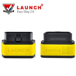 Wholesale Easy Scanner - 2017 New Version Launch X431 Easy Diag Original Diagnostic Tool Easydiag 2.0 for Android iOS Scanner Update Via Launch Website