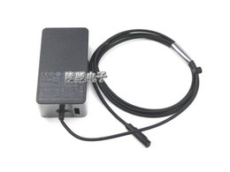 Wholesale Surface Rt Charger - Wholesale-Free Power Charger For 7EX-00004 TABLET, SURFACE 10.6, PRO 1 2 RT PRO 2, WINDOWS 8 PRO RT 1601 1536 12V 3.6A