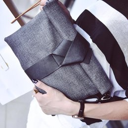 Wholesale Designer Evening Clutches - Women Day Clutches Bags Bow Leather Crossbody Bag Messenger Bags Ladies Envelope Evening Party Bag Designer Handbags