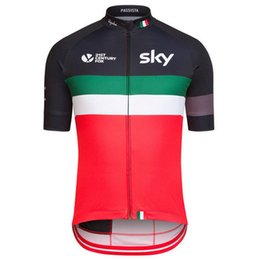 Wholesale Clothes Mtb - 2016 Men's Team Pro Cycling Jersey Summer Mtb Cycling Tops Breathable Bicycle Short Maillot Ciclismo Sportswear Bike Clothes, 5 Styles!