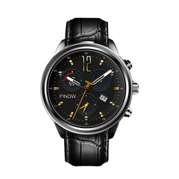 Wholesale Factory Sale Finow X5 Air SmartWatch Android G Quad Core GB RAM GB ROM WIFI GPS BT Smart Watch Phone For Android IOS Bulk Order