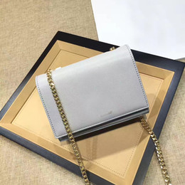 Wholesale Handbag Satchel - NEWEST Original Quality TASSEL SATCHEL Wholesale female Handbags CLASSIC CHAIN WALLET FLAP FRONT WALLET WITH METAL CHAIN