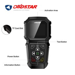 Wholesale Nissan Tpms Tool - OBDSTAR TP50 Intelligent Detection on Tire Pressure Support 315MHz 433MHz TP-50 TMPS Tool Similar to MaxiTPMS TS401 TS501 TS601