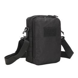 Wholesale Durable Messenger Bag - Ledila New Arrivel Hot Sale Top Quality Camo Popular Durable Polyster Military Men Single Shoulder Sling Bag