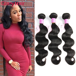 Wholesale Raw Weft - Raw Malaysian Peruvian Cambodian Brazilian Hair Bundles Mix Length 8-26 inches Body Wave Human Hair Weaves Wholesale Good Glary Hair Vendors