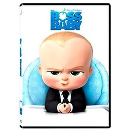 Wholesale 2017 Hot Selling Boss Baby Region Free DVD in stocks