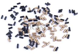 Wholesale Starter Lighter Magnesium - Wholesale-250pcs lot 5mm*2.5mm Ferrocerium Flint Firesteel Starter Survival Magnesium Rod Kits Lighter