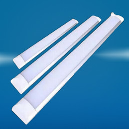 2019 tubo de panel led EN stock barco Luz de purificación LED Tubo LED Luces del panel Luz de listón LED Lámpara a prueba de explosiones Lámpara de tubo 20W 30W 40W tubo de panel led baratos