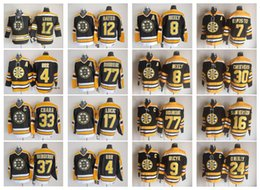 Wholesale adam oates - Throwback Boston Bruins CCM 8 Cam Neely 9 Johnny Bucyk 12 Adam Oates 24 Terry O'Reilly 77 Ray Bourque Ice Hockey Jerseys