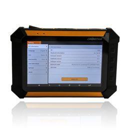 Wholesale Mitsubishi Immobilizer - OBDSTAR X300 DP PAD Tablet Key Programmer Standard Configuration Immobilizer+ Odometer Adjustment+ EEPROM PIC Adapter +OBDII