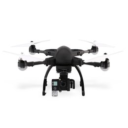 2017 camion caméra 4k SIMTOO Drone Pro RTF WiFi 16MP 8CH 4K Avec 3 axes Gimbal 2.4GHz FPV Caméra GPS Surveillance Contrôle vocal Professional Drone Drones RC HOT + B abordable camion caméra 4k