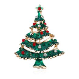 Broches para la joyería navideña desde fabricantes
