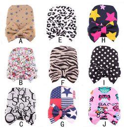 2019 новые аксессуары для новорожденных Новый ребенок Рождество Hat детские шапочки с младенческой девочек и мальчиков новорожденных унисекс больница Hat детские аксессуары свободный размер 0-6 месяцев скидка новые аксессуары для новорожденных