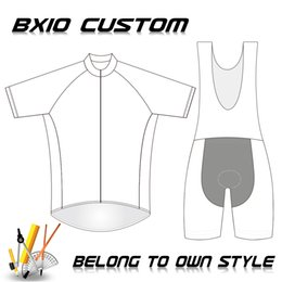 Wholesale Lycra Personalized - BXIO Personalized Custom Cycling Jersey sets Design Belong to Own Style Cycling Clothing Welcome To Inquiry Before You Place An Order