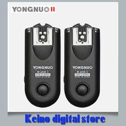 All'ingrosso-Nuovo progettato Yongnuo RF-603II N1, RF603 ii RF 603 Flash Trigger 2 Ricetrasmettitori per Nikn D3 / D3X / D200 / D300 / D700 / D300S / D800 / D800E da