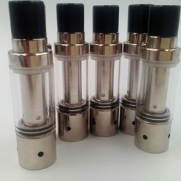 Wholesale E Cig Big Battery - NEW cartridges Tank Man Atomizer vaporizer for 510thread EVOD Ego Batteries Big Vapor E Cig cartomizer paper box Package