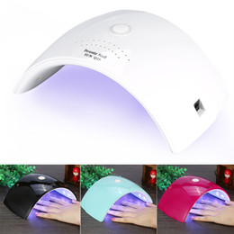Wholesale Sun Nail Art - 2017 36W SUN LED UV Nail Gel Curing Lamp Light Nail Gel Polish Dryer Nail Art Machine