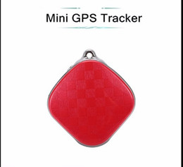 Wholesale Tracking Devices For Kids - Mini Micro GPS Tracker Locator A9 For Kids Children Tracking Device GPS + LBS + Wifi 5 Days Standby SOS Alarm Voice Monitoring