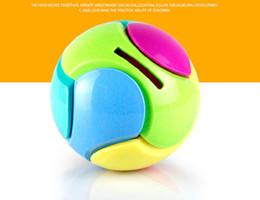 Para Tasarrufu Eğitim Çocuk Erken Öğrenme Oyuncak Kutusu Modelleri Monte DIY Topu Sevimli Sikke Kumbara 9.5 cm nereden