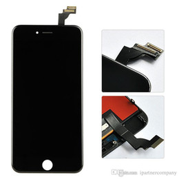 Wholesale Capacitive Touch Ic - For iPhone 6S Plus LCD Display Touch Glass Digitizer Bezel Assembly High Copy Original IC AAA quality With free Repairing tools DHL ship