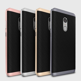 Wholesale Soft Tpu Silicone Back Case - Xiaomi Redmi Note 4 4X 3S 3 Pro 4A Case Silicone 2 In 1 PC Frame Soft TPU Hybrid Armor Phone Back Cover
