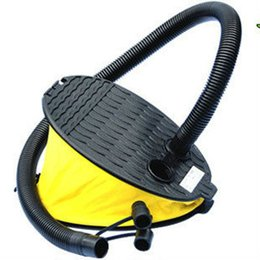 Wholesale Wholesale Pneumatic Tools - AOTU Pneumatic Foot Pump Foot 3000CC Foot Pedal Inflating Pump Inflatable Tool 243