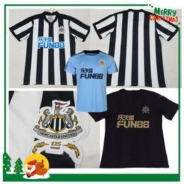 Wholesale United Soccer Shirt - New Newcastle United home Soccer Jersey 17 18 Newcastle United Soccer Shirt Customized football uniform 2017 2018 Sales