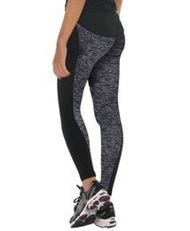 Wholesale Leggings Knit - Women Fashion Sports Trousers Athletic Gym Workout Fitness Yoga Leggings Pants