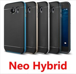Wholesale Note Sgp Neo - SGP Neo Bumblebee Hybrid Case Heavy Duty Rugged Slim Armor Shockproof back cover For iPhone 7 plus Samsung s7 edge Note 7 Huawei Moto LG k10