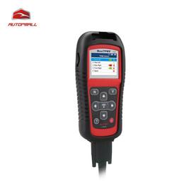 Wholesale Signal Scanner - Autel Car Diagnostic Tool Maxi TPMS TS501 Activate TPMS Sensors OBDII Code Scanner Program Vehicle ECU LF Signal