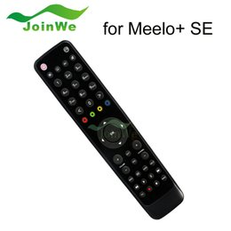Wholesale Universal Satellite Receiver - Wholesale- Meelo SE's Remote Control Good Quality for Meelo+ se Satellite Receiver remote controller