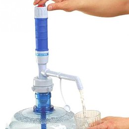 Wholesale Electric Rope - Wholesale- Brand New Powerful Electric Battery-Operated Pump Convenient Dispenser Bottled Drinking Water Pump