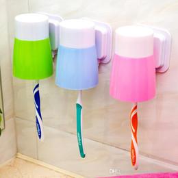 Wholesale Water Rinses - toothbrush holder toothbrush cup wall rinsing mug brushing cup of water