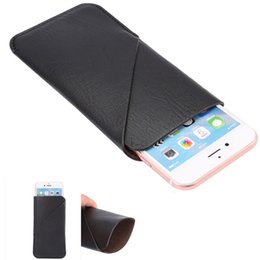 Wholesale Iphone 5s Leather Sleeve Black - Universal Elephant Pattern Leather Wallet Sleeve Pouch Case for Xiaomi Mi MIX Mi Note 2 Mi 5s Plus Mi Note Pro Mi Note 5.7 Inch