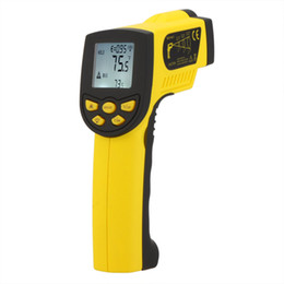 Wholesale Termometro Infrared - Freeshipping Infrared IR Thermometer Laser Temperature Gun Sensor Meter thermometre infrarouge termometro infravermelho