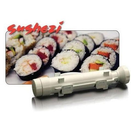 Wholesale Sushi Boxes Wholesale - Sushi Roller Kit - Sushi Rolls Made Easy Sushi Bazooka Sushi Maker Package: color box