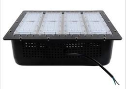 Stazione di servizio Luci a plafone a LED per montaggio superficiale illuminazione 50w 75w 100w 120w 150w 200w Plafoniere a led Cree AC 85-265V ETL DLC SAA LLFA da