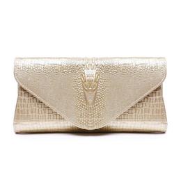 Wholesale Clutch Sac - 2017 Women Genuine leather clutch bags shoulder handbags Sac a main evening designer bolsos mujer bolsas feminina obag purses