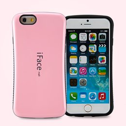 Wholesale Iface Note2 - iface phone case tpu+pc back cover Hot sales for iphone for samsung Note2 note3 note4 note5 S3 S4 S5 S3mini S4mini S5mini