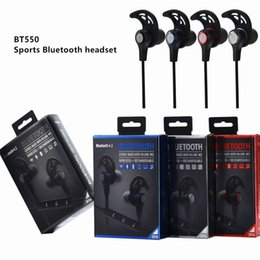 Wholesale Detachable Headphones - Noise Canceling 3.5mm HiFi In-Ear Monitors Earphones with Detachable Cables Sports Wired Headphones 2 Colors DHL Free