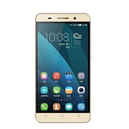 "Wholesale Huawei 1gb - Original HUAWEI Honor 4X Cell Phone Dual SIM 5.5"" Quad Core 1GB RAM 8GB ROM 5.0+13.0MP Camera Android 4.4 4G LTE Refurbished Smartphone"