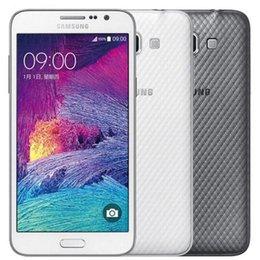 Wholesale phone mobile dual sim - Refurbished Original Samsung Galaxy Grand Max G7200 Dual SIM 5.25 inch Quad Core 1.5GB RAM 16GB ROM 13MP 4G LTE Mobile Phone Free DHL 5pcs