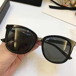 Wholesale Wrap Top Red - 0073 Sunglasses Luxury Men Brand Designer Popular Fashion Oval Summer Style Popular Sunglasses Top Quality UV Protection Lens Come With Case