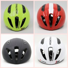 Wholesale Gear Red - 2017 ultra-light road bike pneumatic helmet. One-piece ride riding helmet riding a protective gear bicycle equipment