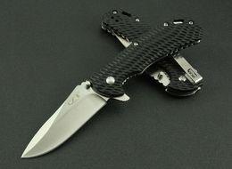 """Wholesale Zytel Knife - FAST FREE SHIPPING New """" Zero Tolerance Style """" Zytel Handle Pocket Folding Knife Top quality ZT(Zero tolerance) pocket folding knife outdoo"""